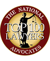 Top 100 Lawyers logo