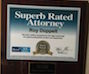 Roy M. Doppelt - Superb Rated Attorney 2014